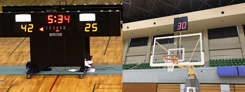 バスケットボールの特徴として点数が沢山入るという点があります