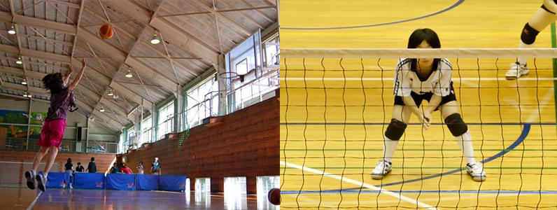各種スポーツ競技用コートライン引き承っています