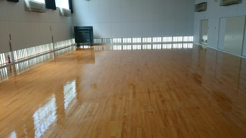 床塗装剥がれ部分を含んだ全体施工前