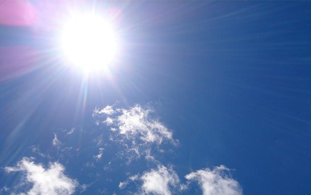 まだ5月下旬なのに、ほんとに暑いですね!