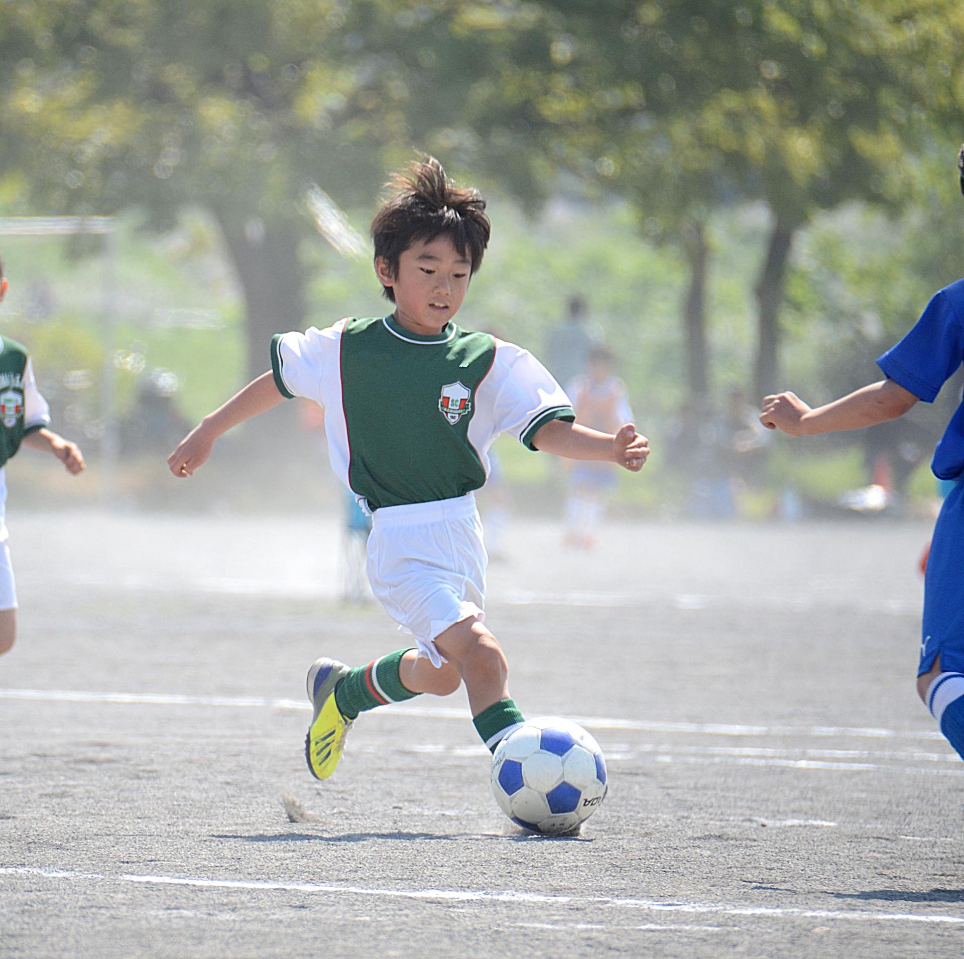 子供がスポーツが上手になるために大切な時期・年齢とは『ゴールデンエイジ』