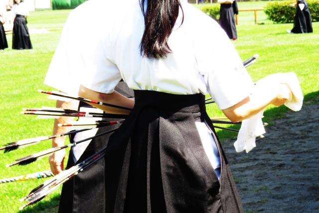弓道の歴史